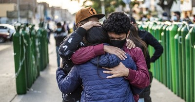 La Nación / Ya son 11.521 las víctimas fatales del coronavirus en Paraguay