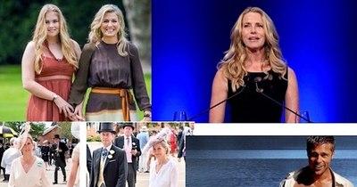 La Nación / Año sabático para Amalia, volvió Ascot sin reina, la viuda de Job hace miel y Brad Pitt es elogiado