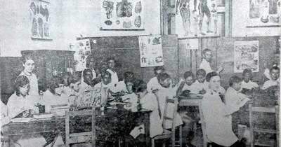 La Nación / Ciencia y educación en el Congreso Pedagógico de 1931