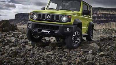 Censu presentará el nuevo  Suzuki Jimmy en la Expo Rodados
