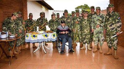 Falleció  excombatiente de la Guerra del Chaco en Itapúa
