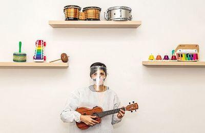 Musicoterapia, la salud entra por los oídos