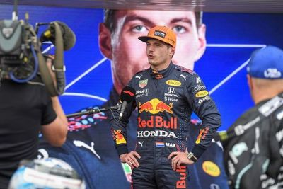 Max Verstappen saldrá primero