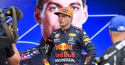 La Nación / Verstappen logra la pole