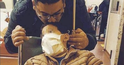La Nación / Manuelito: un luchador con esperanza de vida