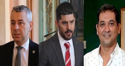 La Nación / Dura puja electoral en filas de la ANR