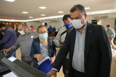 Instan a la ciudadanía a respetar protocolo en locales de votación