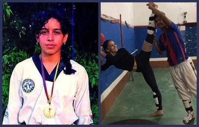 El primer oro femenino de Paraguay en los Juegos Odesur