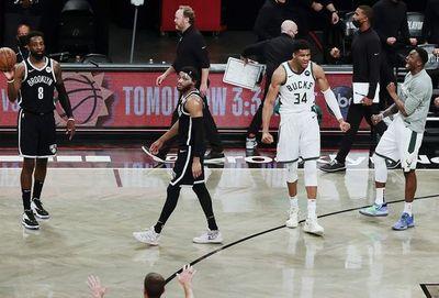 Los Bucks eliminan a los Nets de un épico Durant en el séptimo partido