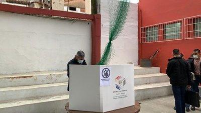 Ya votó el presidente de la República