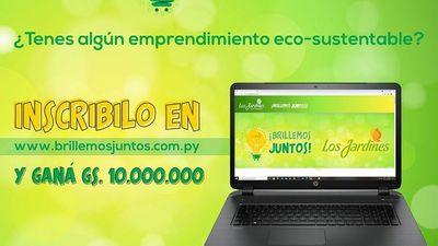 Súper Los Jardines premiará a emprendimientos sustentables