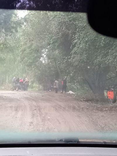 Denuncian cruce ilegal de frontera en Beterete Cué