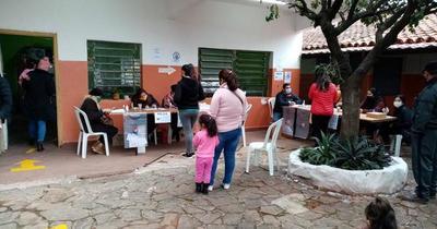 Reportan absoluta normalidad en las primeras horas de la jornada electoral