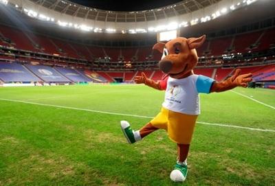Dos partidos se disputarán por la Copa América