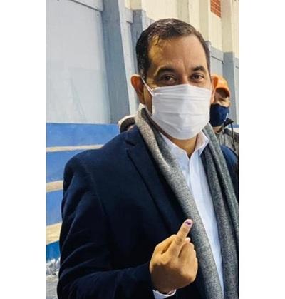 Martín Arévalo asegura que 'de las internas coloradas saldrá el próximo intendente de Asunción'