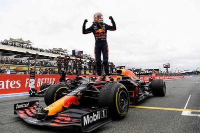 Verstappen vence a Hamilton en GP de Francia