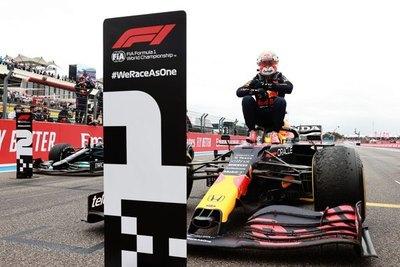 Verstappen triunfa en Francia sobre Hamilton y toma distancia arriba