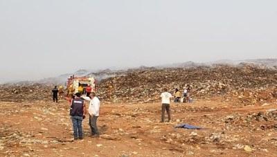 MADES denuncia a EMPO por posible daño ambiental en Cateura
