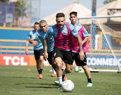 Uruguay necesita reencontrarse con el gol