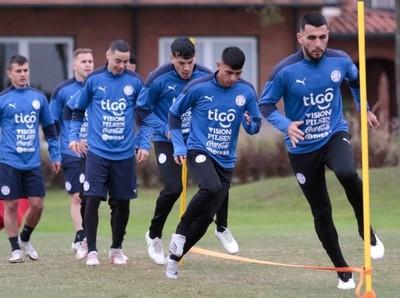 La Albirroja está lista para enfrentar a Argentina