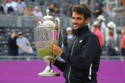 El italiano Berrettini gana el torneo de Queen's