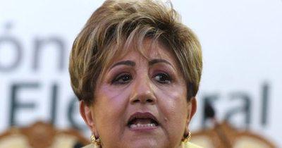 La Nación / Ministra del TSJE pide participar de las elecciones para fortalecer la democracia