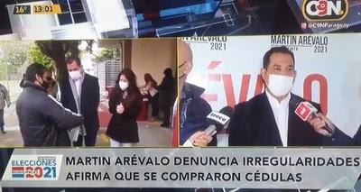 Precandidato a Intendencia de Asunción denuncia irregularidades