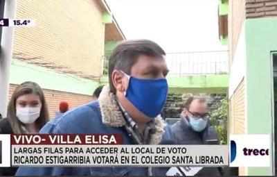 """Llano: """"Si uno no confía en el TSJE no se debe presentar a elecciones, sencillo es"""""""