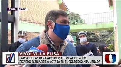"""Llano: """"El señor Alegre está abriendo el paraguas antes de tiempo"""""""