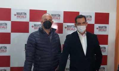 Martín Arévalo denunció actos para desalentar concurrencia a votar