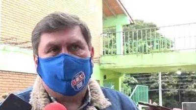 """""""Efraín Alegre nunca rindió cuentas de ningún solo guaraní"""", dice Blas Llano"""