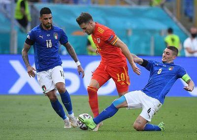 Italia, a Wembley