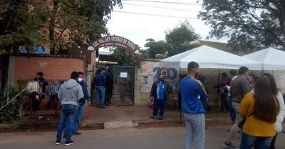 La Nación / Destacan participación en el colegio San Antonio de Padua de San Lorenzo
