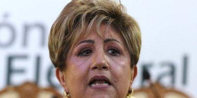 Ministra del TSJE pide a la gente ir a votar y respetar los protocolos sanitarios