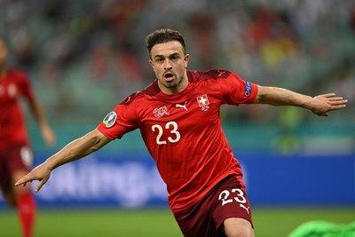 Suiza elimina a Turquía y conserva chances de pasar como mejor tercero