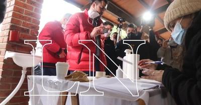 La Nación / Quintana dijo que Zacarías fue su mejor jefe de campaña