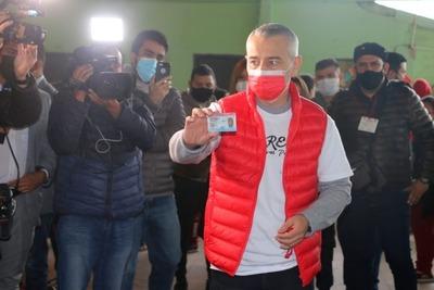 Dani Centurión: 'Les pido a las autoridades del TSJE que se mantengan respetuosos de la voluntad popular'