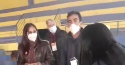 La Nación / Votaron con cédula de otra persona en un local electoral de Luque