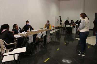 Concluyeron Elecciones Internas simultáneas y ya se activa Sistema TREP
