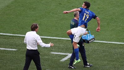 Resumen del juego Italia 1-0 Gales