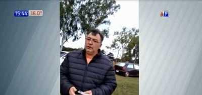 San Ignacio Misiones: Concejal habría agredido a un ciudadano