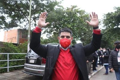 TREP confirma resultado de boca de urna: Nenecho es el candidato colorado para Asunción