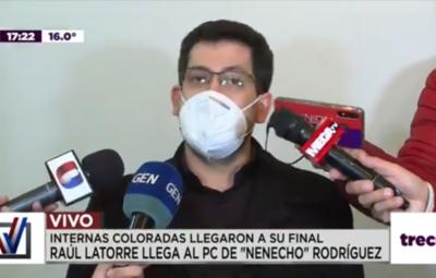 """Participación ronda el 30% en internas de la ANR, según jefe de campaña de """"Nenecho"""""""