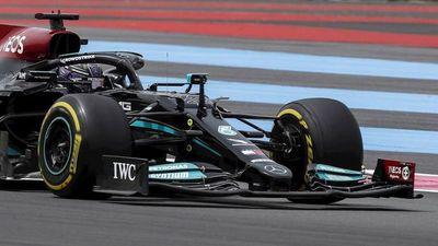 Lewis Hamilton opinó tras el GP de Francia