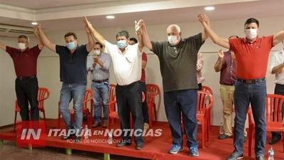 ENCARNACIÓN: LA ANR YA TIENE A SU CANDIDATO PARA LAS ELECCIONES MUNICIPALES DE OCTUBRE