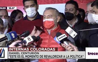 """Centurión reconoce derrota ante """"Nenecho"""" Rodríguez"""