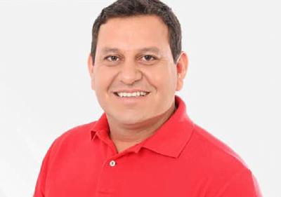 Carlos Giménez es ganador de las internas coloradas en Carayaó