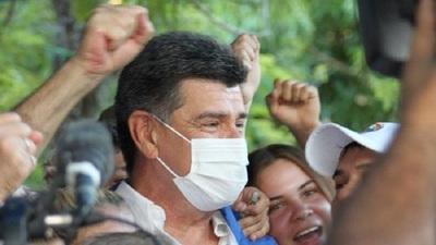 Efraín Alegre es reelecto como presidente del PLRA