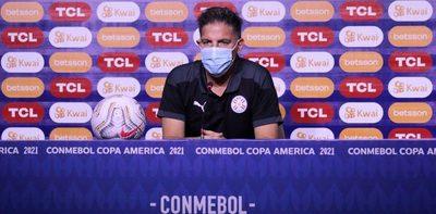 Berizzo pretende 'jugar de igual a igual' e incomodar a Argentina con la presión alta