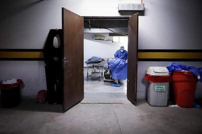 Jornada del domingo suma otros 112 fallecidos por coronavirus